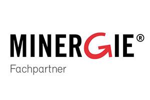 Fürer- minergie fachpartner logo